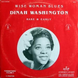 Dinah Washington‎ - Wise Woman Blues