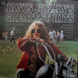 Janis Joplin - Janis Joplin's Greatest Hits