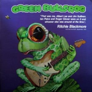 Green Bullfrog - Natural Magic