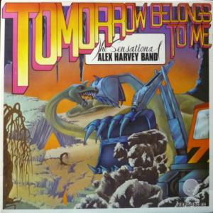 Sensational Alex Harvey Band,The - Tomorrow Belongs To Me