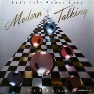 Modern Talking - Let's Talk About Love - The 2nd Album (+ Stickers!)