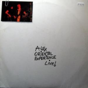 Alex Oriental Experience - Live!