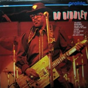 Bo Diddley - Profile - Bo Diddley