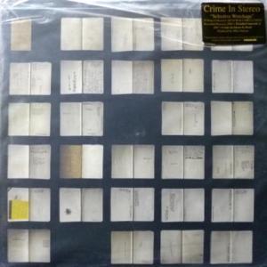 Crime In Stereo - Selective Wreckage (Splatter Vinyl)
