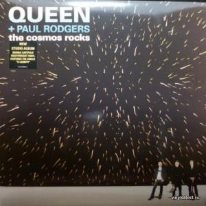 Queen + Paul Rodgers - The Cosmos Rocks