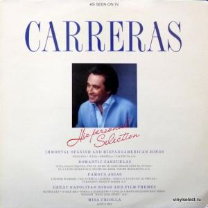 Jose Carreras - His Personal Selection