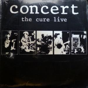 Cure,The - Concert - The Cure Live