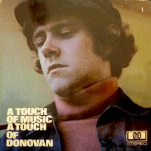 Donovan - A Touch Of Music - A Touch Of Donovan