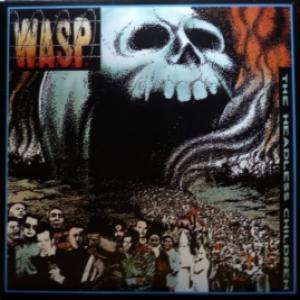 W.A.S.P. - The Headless Children (blue vinyl)