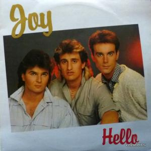 Joy - Hello (Grey vinyl)