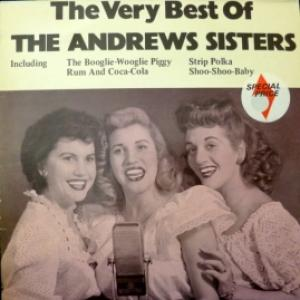 Andrews Sisters,The - The Very Best Of