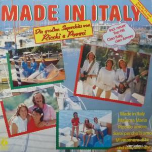 Ricchi E Poveri - Made In Italy - Die Großen Superhits Von Ricchi E Poveri