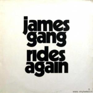 James Gang - Rides Again (RE)