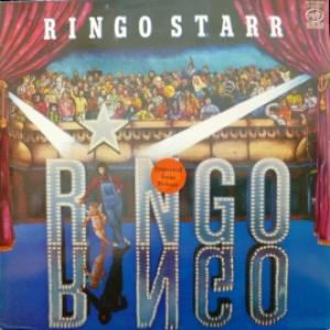 Ringo Starr - Ringo (feat. J.Lennon, P.McCartney, G.Harrison...)