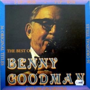 Benny Goodman - The Best Of Benny Goodman - 36 Original Titles