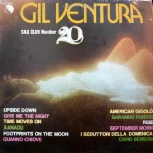 Gil Ventura - Sax Club Number 20