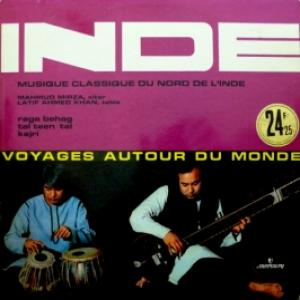 Mahmud Mirza & Latif Ahmed Khan - Inde - Musique Classique Du Nord De L'Inde