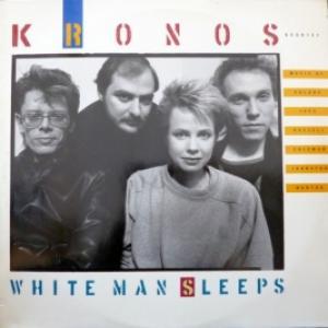 Kronos Quartet - White Man Sleeps