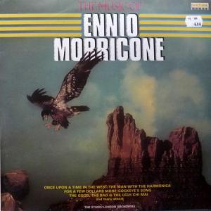Studio London Orchestra, The - The Music Of Ennio Morricone