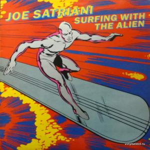 Joe Satriani‎ - Surfing With The Alien