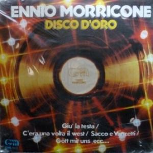 Ennio Morricone - Disco D'Oro (sealed)