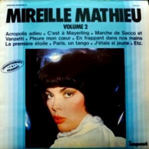 Mireille Mathieu - Mireille Mathieu Volume 2