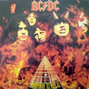 AC/DC - Highway To Hell (Blue vinyl)