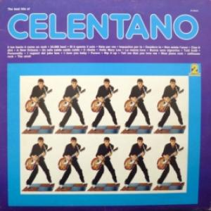 Adriano Celentano - The Best Hits Of Adriano Celentano