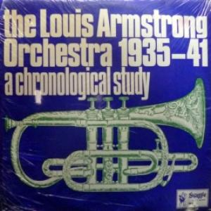 Louis Armstrong - The Louis Armstrong Orchestra 1935-41. A Chronological Study. Vol.2