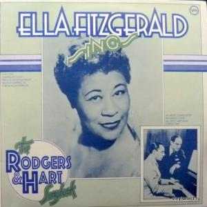 Ella Fitzgerald - Sings The Rodgers And Hart Song Book