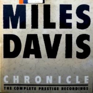 Miles Davis - Chronicle: The Complete Prestige Recordings (12LP Box)