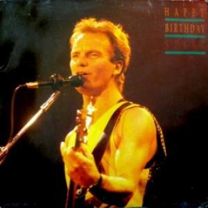 Sting - Happy Birthday Sting