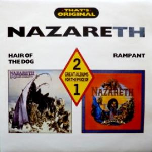 Nazareth - Hair Of The Dog / Rampant