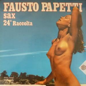 Fausto Papetti - 24a Raccolta