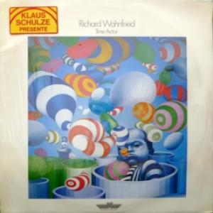 Richard Wahnfried (Klaus Schulze) - Time Actor (feat. Arthur Brown, Michael Shrieve (Santana), Vincent Crane)
