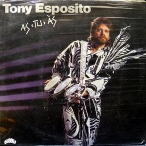 Tony Esposito - As Tu Às