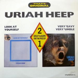 Uriah Heep - Look At Yourself / Very'Eavy Very'Umble