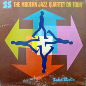 Modern Jazz Quartet, The - On Tour