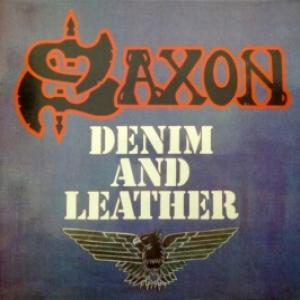 Saxon - Denim And Leather