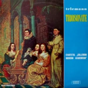 Georg Philipp Telemann - Triosonate