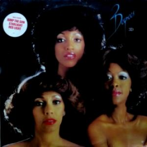Three Degrees, The - 3D (produced by G.Moroder)