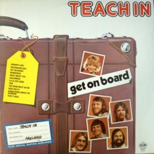 Teach In - Get On Board