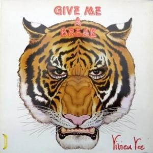 Vivien Vee - Give Me A Break (Red Vinyl)