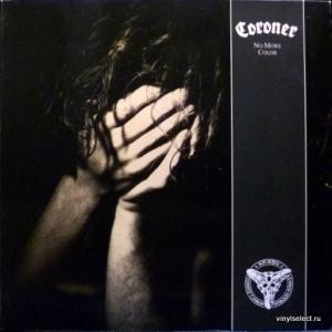 Coroner - No More Color