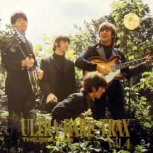 Beatles,The - Ultra Rare Trax Vol.1,Vol.2,Vol.3,Vol.4