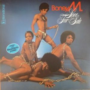 Boney M - Love For Sale (+Poster!)