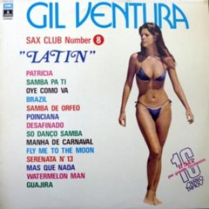 Gil Ventura - Sax Club Number 8