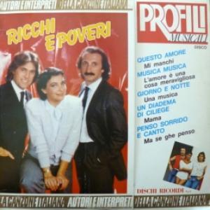 Ricchi E Poveri - Profili Musicali (+Book)