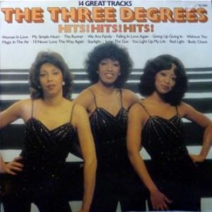 Three Degrees, The - Hits! Hits! Hits!