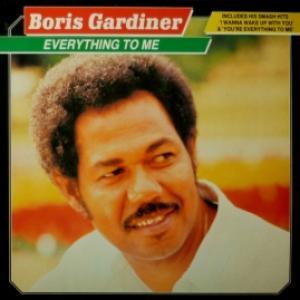 Boris Gardiner - Everything To Me